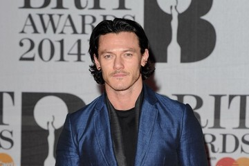 Luke Evans Arrivals at The BRIT Awards — Part 3