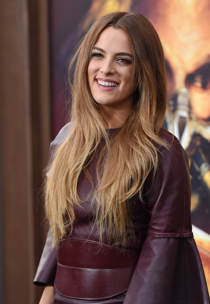 Riley Keough Photos Mad Max Fury Road Premiere Red