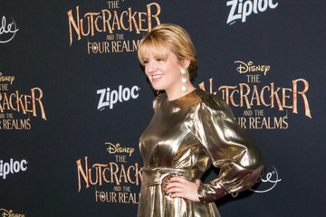 Maddie Poppe Premiere Of Disney's 'The Nutcracker And The Four Realms'