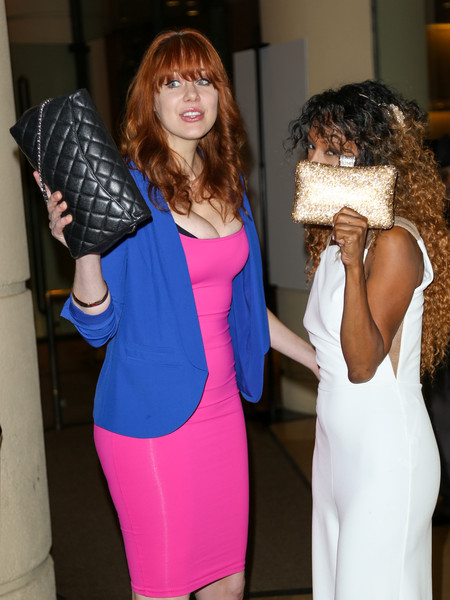 Celebrities Spotted in Beverly Hills []