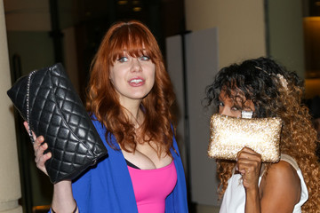 Maitland Ward Celebrities Spotted in Beverly Hills