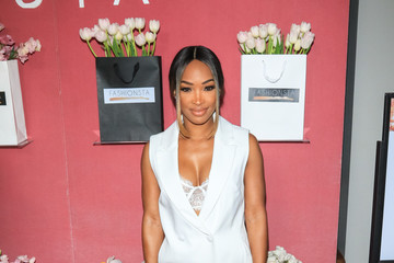 Malika Haqq Fashionsta Launch Party At Neuehouse In Hollywood