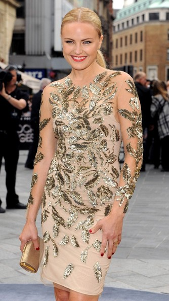 Malin Akerman - 'Rock of Ages' London Premiere