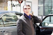 BYLINE: EROTEME.CO.UK.Marc Almond from Soft Cell seen arriving at Radio 2.