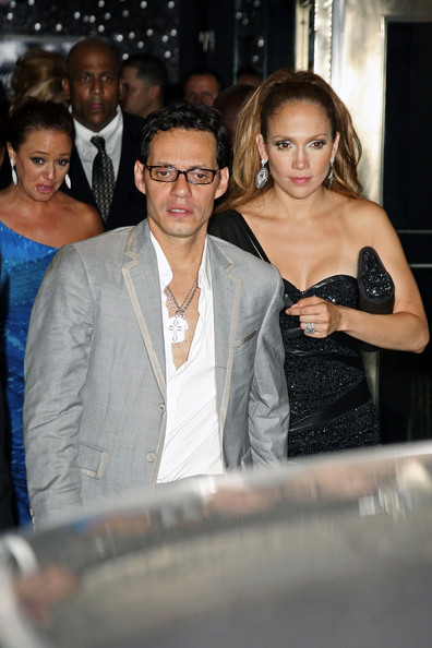 Jennifer Lopez's Suprise 40th Birthday Party