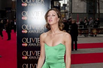 Margo Stilley Arrivals at the Olivier Awards 2