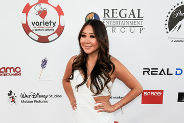 Maria Ho 7th Annual Variety - The Children's Charity of Southern California Texas Hold 'Em Poker Tournament - Arrival