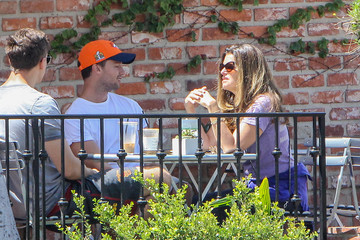 Maria Shriver Maria Shriver and Patrick Schwarzenegger's Mother and Son Outing