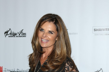Maria Shriver Celebrities Attend the U.S. Premiere of Debbie Allen's 'Freeze Frame'