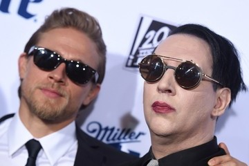 "Marilyn Manson ""Sons of Anarchy"" Premiere"