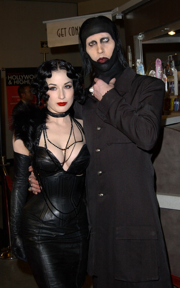 Marilyn Manson Photos Premiere Of Resident Evil 1094 Of 1103