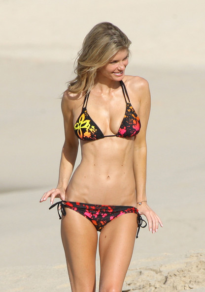 Marisa Miller Swimsuit Hot Sexy Model Sports Illustrated