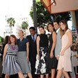 Kate Flannery and Danny Pino Photos