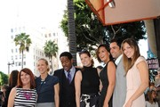 Kate Flannery and Danny Pino Photos Photo