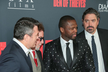 Mark Canton Premiere of STX Films' 'Den of Thieves'