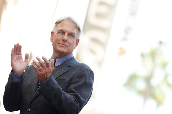 Mark Harmon Gets a Star on the Walk of Fame