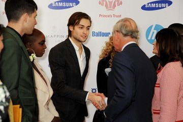 Mark Ronson Inside the Prince's Trust and Success Awards