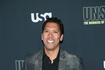 Mark Taylor Premiere Of USA Network's 'Unsolved: The Murders Of Tupac And The Notorious B.I.G.'