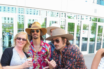 Mark Wystrach 52nd Academy of Country Music Awards Cumulus/Westwood One Radio Remotes