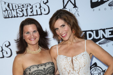 Mary Birdsong Celebrities Attend 'Kids vs Monsters' Premiere at Egyptian Theatre