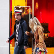 Mary-Kate Olsen and Nate Lowman Photos