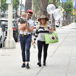 Matthew Koma Hilary Duff Is Seen Out With Her Family