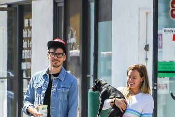 Matthew Koma Hilary Duff Spotted In Los Angeles
