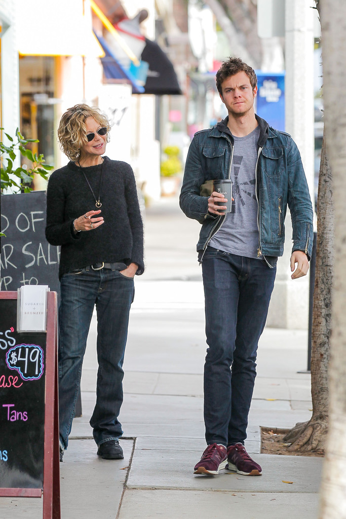 jack quaid meg ryan - photo #15