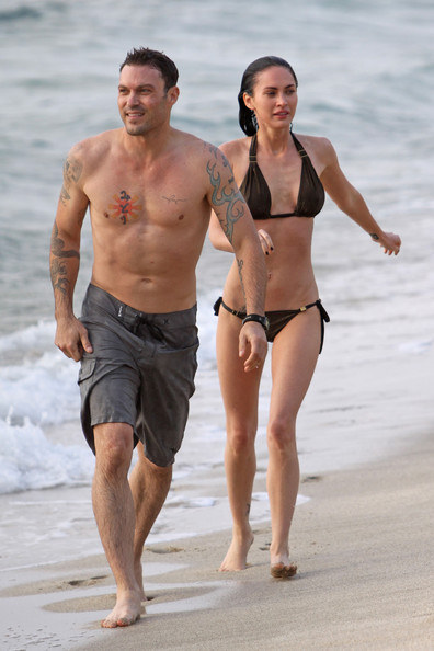 Megan+Fox in Megan Fox Sports a Bikini in Hawaii
