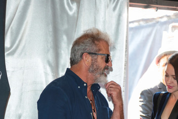 Mel Gibson Cavalia Odysseo Celebrity Premiere at the Odysseo White Big Top