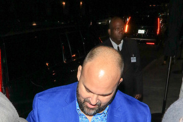 Mel Rodriguez Mel Rodriguez Outside 'Overboard' Premiere At W Hotel In Westwood