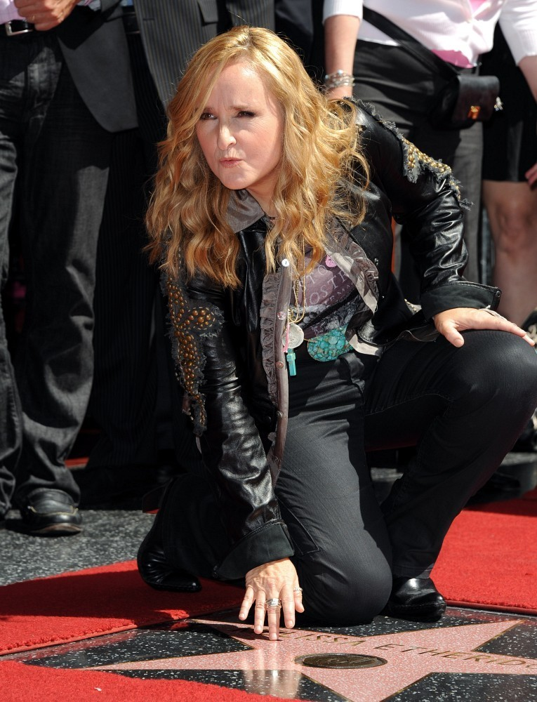 Melissa Walked Into The Cpc Terrified I Think I Am: Melissa Etheridge Walk Of Fame