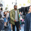 Metta World Peace Metta World Peace Outside The 'Spider-Man: Far From Home'
