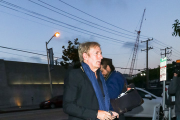 Michael Bolton Michael Bolton Outside Craig's Restaurant In West Hollywood On June 27, 2019