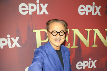 Michael Chow Los Angeles Premiere Of Epix's 'Pennyworth'