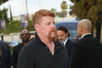 Michael Cudlitz 'Talking Dead Live' For the Premiere of 'The Walking Dead'