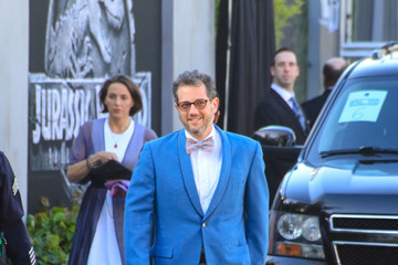 Michael Giacchino Michael Giacchino Outside The Premiere Of 'Jurassic World: Fallen Kingdom'