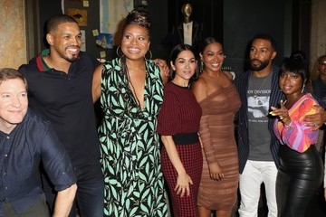 Michael J. Ferguson The Cast Of 'Power' At Saks Fifth Ave NYC