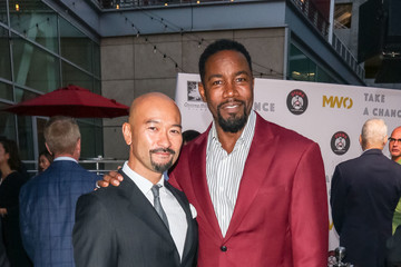 Michael Jai White Michael Jai White Is Seen Outside ArcLight Theatre In Hollywood