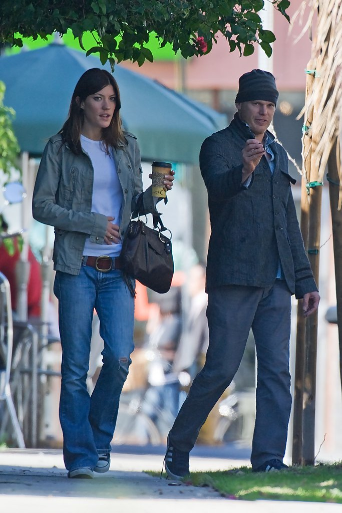 Michael C Hall And Jennifer Carpenter Photos Photos