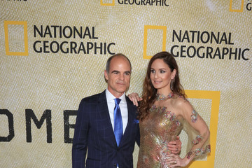 Michael Kelly Premiere of National Geographic's 'The Long Road Home'