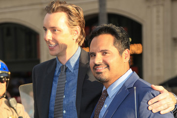 Michael Pena Celebs Are Seen Outside the 'Chips' Premiere at TCL Chinese Theatre