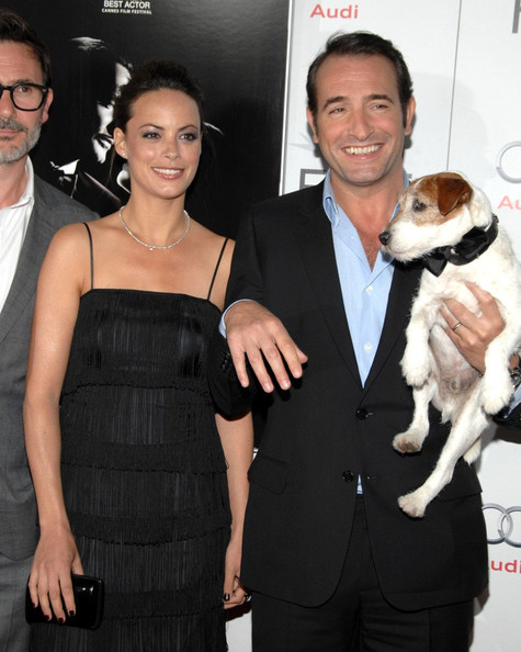 Michel hazanavicius pictures 39 the artist 39 la premiere for Age jean dujardin