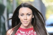 Michelle Heaton at the ITV Studios — Part 2