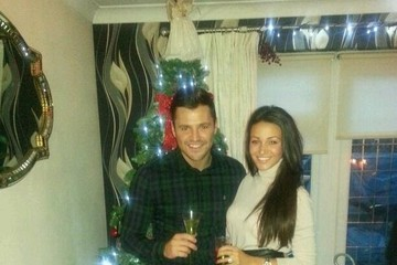 Michelle Keegan Mark Wright Celebrity Social Media Pictures