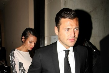 Michelle Keegan Mark Wright Celebs Arrive at the Lipsy Award Afterparty