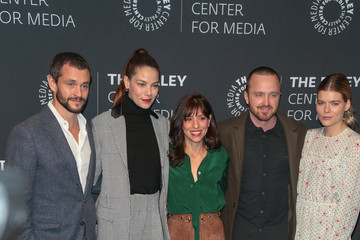 Michelle Monaghan Aaron Paul Paley Center for Media Presents Hulu's 'The Path' Season 3 Premiere