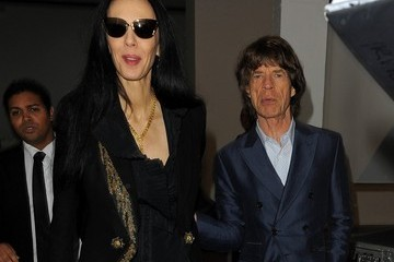 Mick Jagger (FILE) L'Wren Scott Dies at Age 47