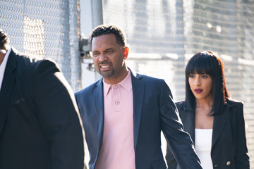 Mike Epps Mike Epps At 'Jimmy Kimmel Live'