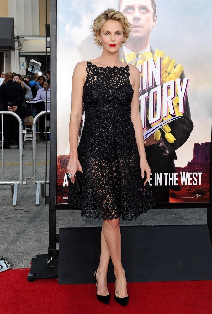 'A Million Ways to Die in the West' Premiere